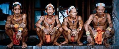 Mentawai shamen