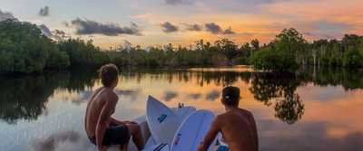 dawn patrol mentawai style