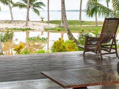 Bungalow deck view