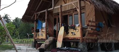 Matungou private bungalow