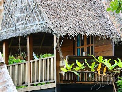 Mentawai Surf Retreat bungalow