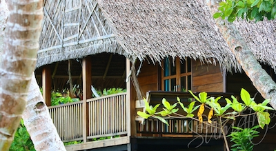 Mentawai Surf Retreat bungalow