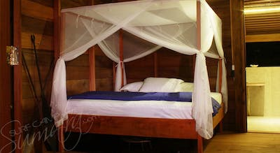 Double room at MSR