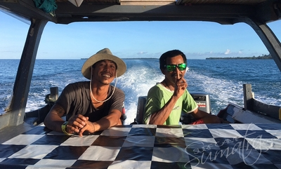 The best local surf guides in the Mentawais