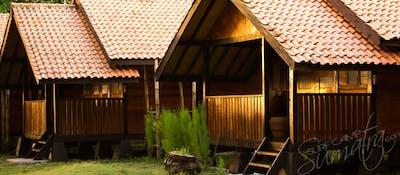 Sumatra surf resort bungalows