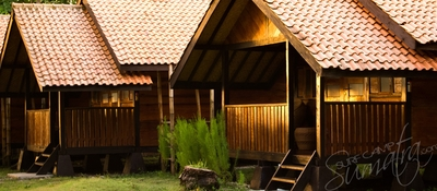 Sumatra surf resort bungalows