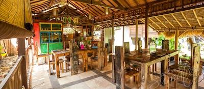 Dining room at UBB