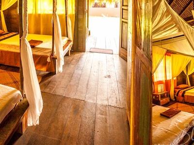 Interior bungalow