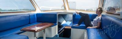 Mahi Mahi speedboat
