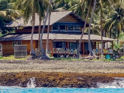 Simeulue Surf House