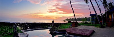 Sunset Simeulue style