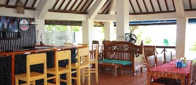 Dining area at Damai