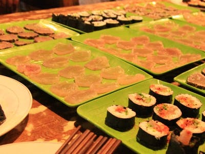 Japanese nights at Puri Asu Resort