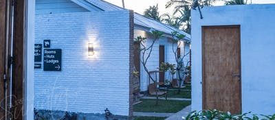 Accommodation exterior