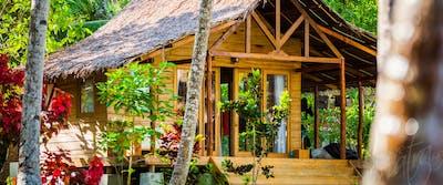Jungle villa private a/c accommodation