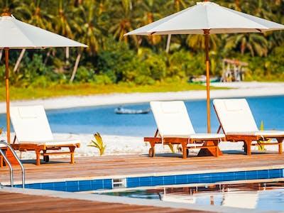 Poolside at Awera