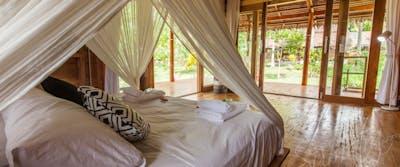 Jungle villa at Awera Resort
