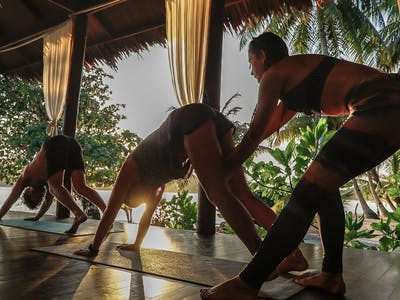 Morning  Yoga at Aloita
