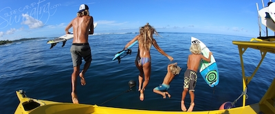 The perfect family surf vacation