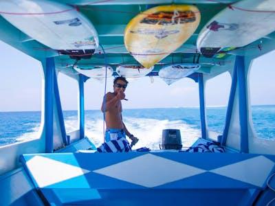 Kandui speedboat