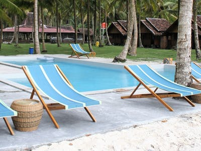 SSR swimming pool