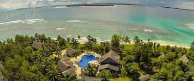 Kandui Villas pulau karang majat