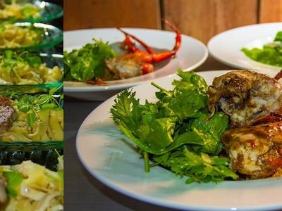 Dinner at KV