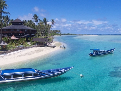 Macaronis Resort Mentawais