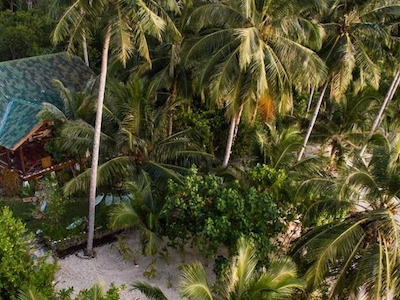 Your private mentawai surf camp