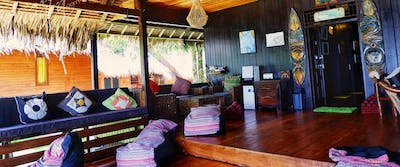 Main house hang out area