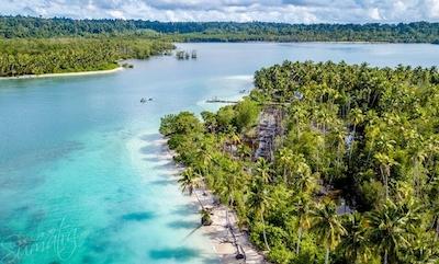 Buasak island