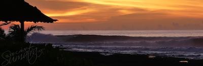 Sunset at Asu