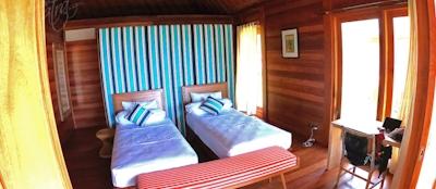 Twin bed Deluxe Villa