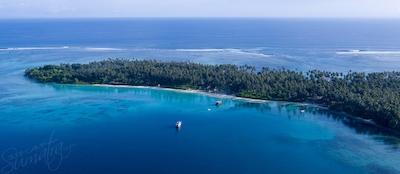 Telo islands Sumatra