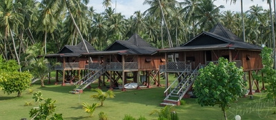 Telos 101 standard accommodation