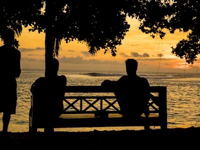 Sunset at HTs Resort