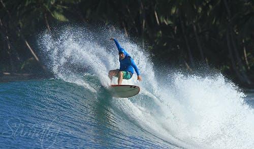 Tantras surf break Sumatra