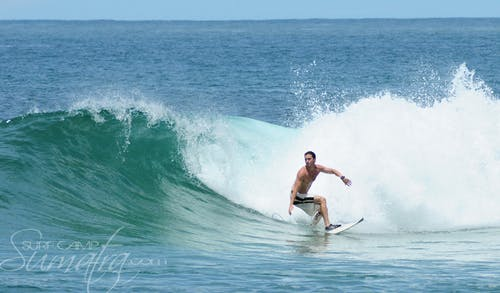 Bali Village  surf break Sumatra
