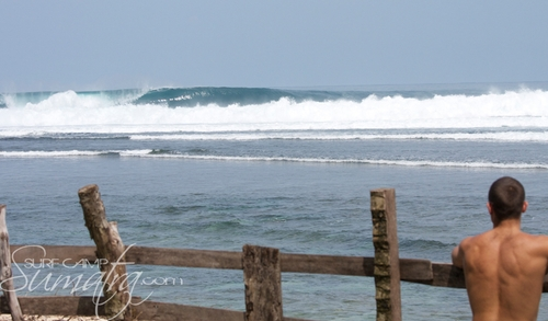 Way Jambu  surf break Sumatra