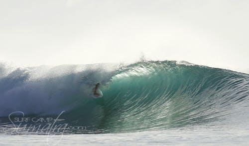 Dogs Reef surf break Sumatra