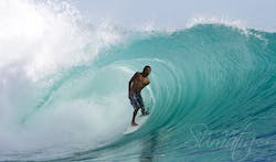 Ebay surf break Sumatra