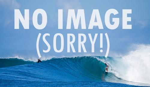 Turtles surf break Sumatra