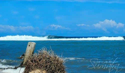 The Cobra surf break Sumatra