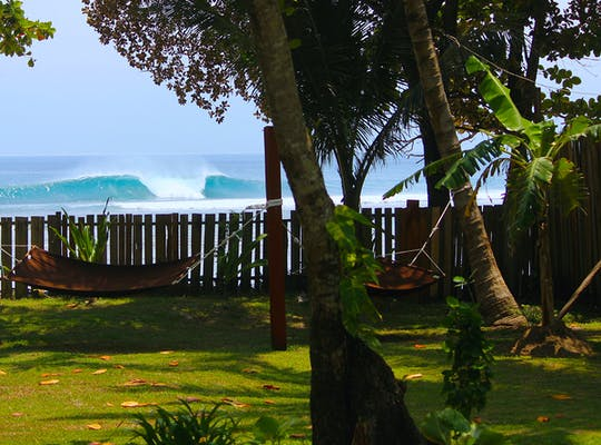 Amy's Villas Surf Camp