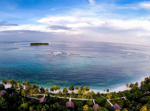 Kandui Resort Surf Camp