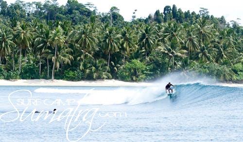 Beng Bengs surf break Sumatra