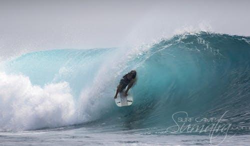 Hideaways surf break Sumatra