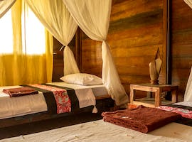 Ujung Bocur Bungalows Surf Camp
