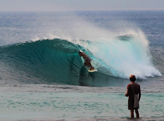 Krui Surf Camp Surf Camp