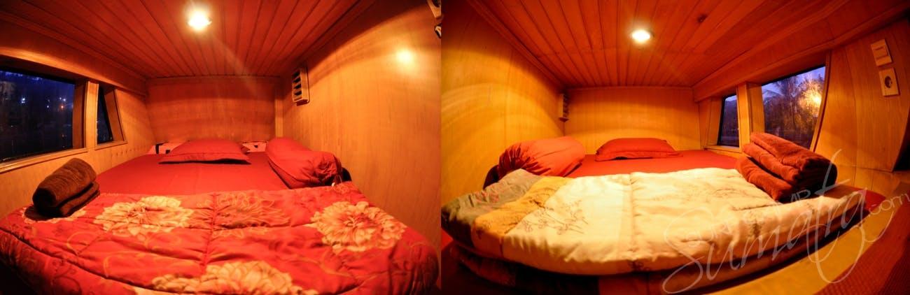 Sleeping cabin